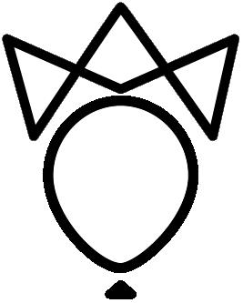 Balionu Karaliai Logotipas