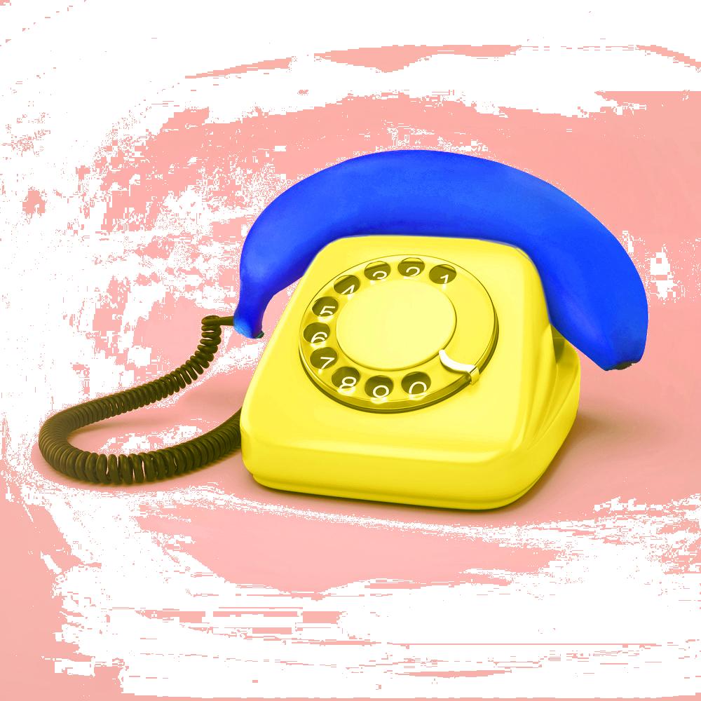 Rozinis Bananas telefonas