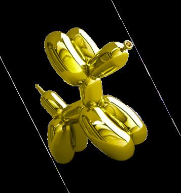 auksinis suo balionas