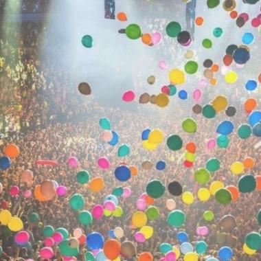 balionai koncerte
